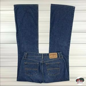 Express Precision Fit Hipster Flare Bootcut Jeans